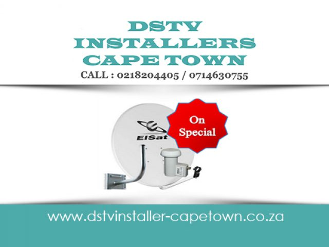 DSTV Installers Cape Town