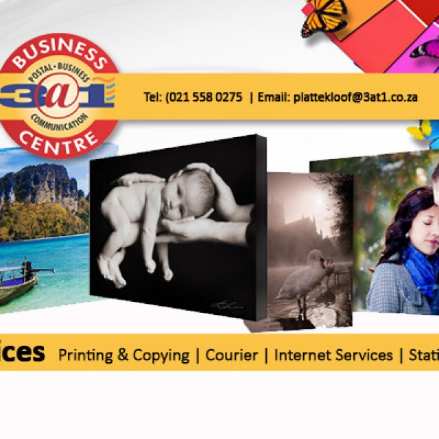 Plattekloof 3@1 Business Centre